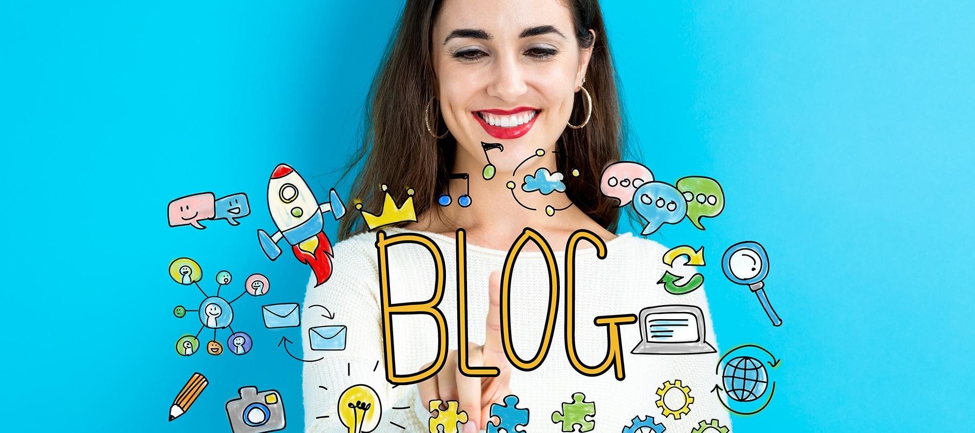 El blog como estrategia de marketing